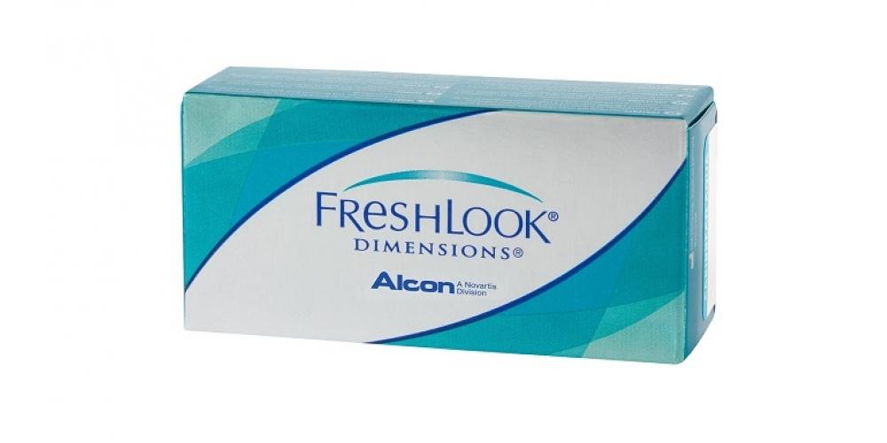 FreshLook Dimensions Plano