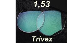 Высокопрочные линзы Trivex (n=1,53)